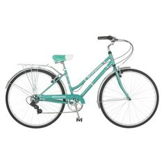 8f6feab6f2c Teal Schwinn Bike from Target Cool Bikes, Turquoise, Azul Tiffany, Tiffany  Blue,