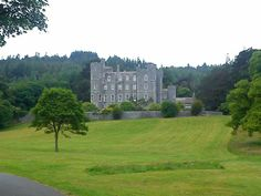 #Castlewellan #castle. #County down, #Northern Ireland