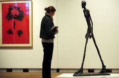 $65,000,000.00 Alberto Giacometti bronze sculpture was auctioned to an anonymous bidder for $65,000,000.00 http://www.mirror.co.uk/news/uk-news/alberto-giacometti-10-things-you-199300