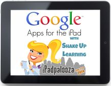 Google Apps for the iPad