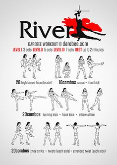 River Workout