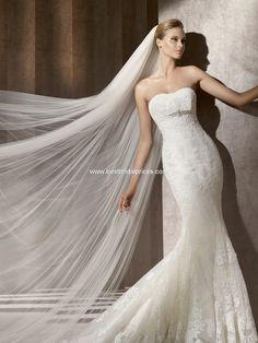 pronovias balira wedding dress
