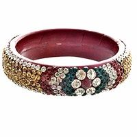 Traditional Glitter Bangle