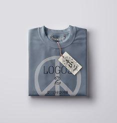 LOGOTIPOS 2 Branding, T Shirt, Tops, Women, Fashion, Templates, Design Logos, Design Web, Supreme T Shirt