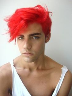Pinning 'cause this guy looks like an urban fantasy book character or something. I mean really, who looks like this?!