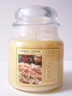 Yankee Candle Holiday Cookie Scented Candle *** Continue to the product at the image link.