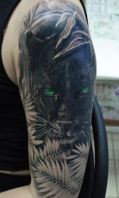 Albert Khakimov - Photo by Tattoo Tattoo Albert Khakimov - Photo by Tattoo Tattoo Albert Khakimov - Photo by Tattoo ▷▷ Tatuajes de ( PANTERAS NEGRAS )【Por partes del cuerpo】 45 Ideas tattoo watercolor tiger tat for 2019 Tatuajes de panteras Wolf Tattoos, Panther Tattoos, Black Panther Tattoo, Forearm Tattoos, Animal Tattoos, Black Tattoos, Body Art Tattoos, Lion Head Tattoos, Animal Sleeve Tattoo