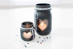 luminária no pote de vidro, como fazer, diy, pote de vidro, decoração, reutilização
