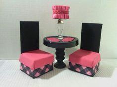 Barbie Furniture / Monster High Furniture  by NanasBarbieFurniture, $24.95