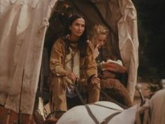 CHEYENNE WARRIOR (1994). Actors: Pato Hoffmann and Kelly Preston.