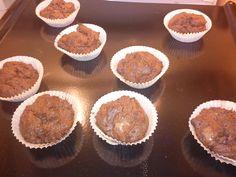 Veldig gode lavkarbo muffins fra IngridsLavkarbotips.no