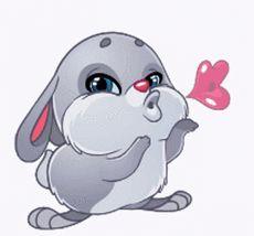 Kiss Animated Gif, Animated Emoticons, Funny Emoticons, Animated Love Images, Smileys, Love You Gif, Cute Love Gif, Flying Kiss Gif, Calin Gif