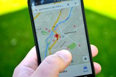 ESP8266 Google Maps API Routenplaner