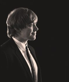 Rupert Grint. Idc what anyone says, I think he's adorable