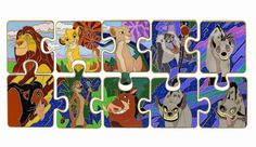 I am SO excited about this beautiful new Lion King mystery character puzzle Disney pin set!!