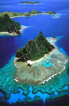 Beautiful Island, amazing colors ☄ #nature