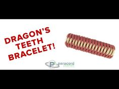 How To Make An Oat Spike Sinnet Paracord Bracelet - YouTube