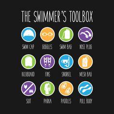 Image result for swim sayings