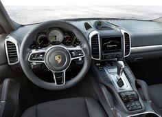 Le SUV Porsche Cayenne se met à l'hybride rechargeable