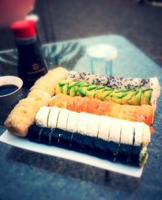 Kento sushi  Manuel Montt 1349 providencia