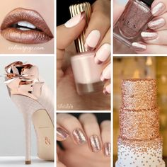 Rose Gold Theme | Quinceanera Ideas | Party Planning |