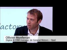 """Comment dessiner un parcours client pour générer des leads ? témoignage d'Ollivier Monferran Responsable Digital & CRM de la marque Opel / General Motors. 21ème Table Ronde """"Stratégies multicanal pour client omnicanal"""" organisée par MC Factory http://www.mcfactory.fr/ en partenariat avec http://www.strategies.fr/, http://www.adobe.com/ et http://www.experian.fr/marketing-services/index.html"""
