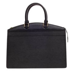 Louis Vuitton Riviera Epi Leather Black Bag - Satchel. Save 64% on the Louis Vuitton Riviera Epi Leather Black Bag - Satchel! This satchel is a top 10 member favorite on Tradesy. See how much you can save