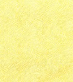 Keepsake Calico Fabric Yellow Small Allover Print