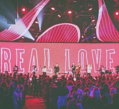Have you heard Real Love on Hillsong Young & Free's new album yet? Head over to Spotify and listen.