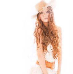 """Namie Amuro in """"aR"""" February 2010 Issue. ** Edit by me"""