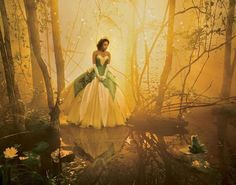 Disney Meets Hollywood – Awesome Portraits by Annie Leibovitz