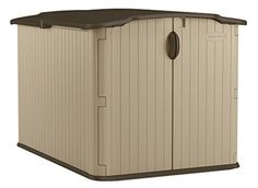 Suncast BMS4900D Glidetop Slide Lid Shed ** Continue to the product at the image link.