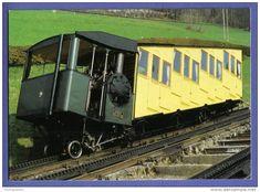 PB Pilatus Bahn Zahnrad-Dampftriebwagen Bhm 1/2 Nr. 9. Alpnachstad, 15.4.1982 #railway