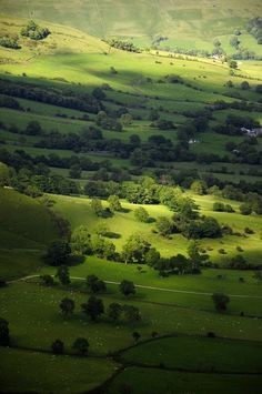 Spring in Castleon, Derbyshire, England. #WesternUnion