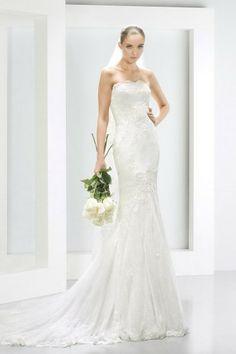 Stile minimal chic per la sposa Jesus Piero 2015