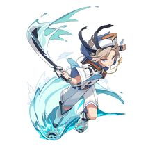 Aqua Marine, Character Creation, Anime, Painting, Fictional Characters, Style, Warriors, Swag, Painting Art