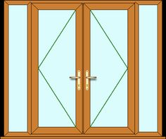 Bi-fold Door 2 Pane. Bring the outside in with a beautiful made to ...