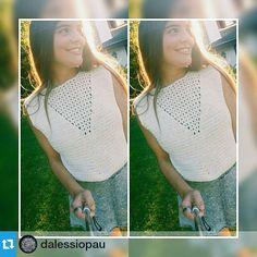 Diosaa Pau con su remerita KAI !!! #Repost from @dalessiopau with @repostapp — BELENCIA ✌ divina mi remera de @belenciatejidos  #belencia #sunset #love ~ Ventas por encargo. Envios a cargo. Pago en efectivo, rapipago y tarjeta. Consultas por privado Facebook.com/belenciatejidos ~ #belenciatejidos#fashion#croppedtops#tops#tejidos#crochet#gipsy#hippy#boho#bellavista#style#crochettop#crocheting#bohemian#hippie#boheme#knit#handmade#summer