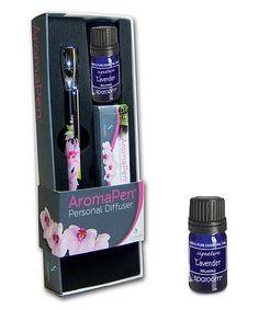 Look what I found on #zulily! Botanical AromaPen & Essential Oil #zulilyfinds