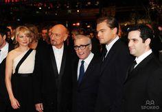 Michelle Williams, Sir Ben Kingsley, Martin Scorsese and Leonardo DiCaprio 60th Berlin International Film Festival (Berlinale) - 'Shutter Island' premiere