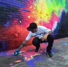 @zezao_sp Graffiti Photography, Art Drawings Sketches, Graffiti Art, Art Girl, Montana, Family Photos, Art Projects, Street Art, Photoshoot