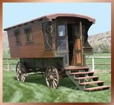 Image result for vardos gypsy wagons