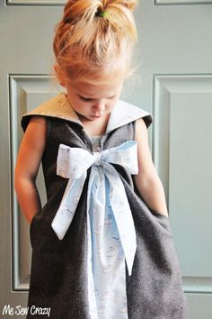 Goodship Dress sewn by Jessica Abbot