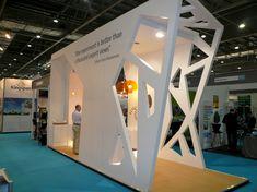 exhibition stand design inspiration - Buscar con Google