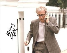 woody allen images | Woody ALLEN Autograph (Signed photo)