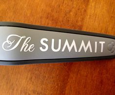 bed14e9c9a The Summit Magic Band Vinyl Decal by DisneypassionJennie on Etsy