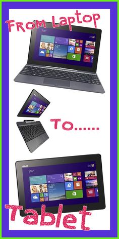ASUS Laptop & Tablet in One