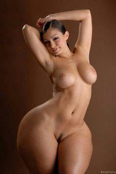 very curvy