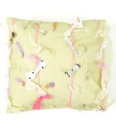 ♪SWATI bow cushion