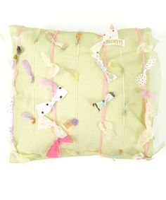 ♪SWATI bow cushion